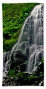 Tiered Falls Bath Towel