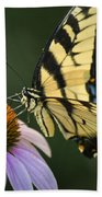 Tiger Swallowtail 1 Bath Towel