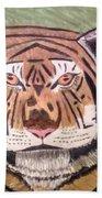 Tigerish Bath Towel