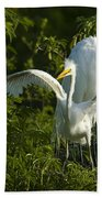Time To Fly Bath Towel