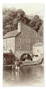 Timeless-clinton Mill N.j.  Bath Towel