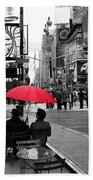 Times Square 5 Hand Towel