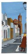 Tintin En Puerto Real Bath Towel