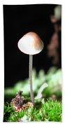 Tiny Mushroom 2 Bath Towel