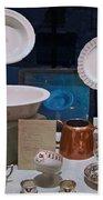 Titanic Dinnerware Bath Towel
