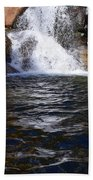 Tokopah Falls Trail Bath Towel