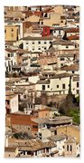 Toledo Spain Bath Towel