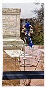 Tomb Of The Unknown Soldiers Bath Towel