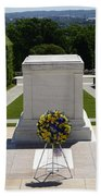 Tomb Of The Unknowns Bath Towel