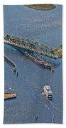Topsail Swing Bridge Bath Towel