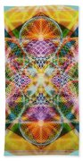 Torusphere Synthesis Bright Beginning Soulin I Hand Towel