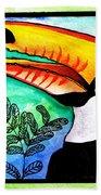 Toucan Bath Towel