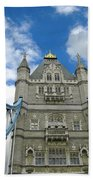 Tower Bridge 2 Bath Towel