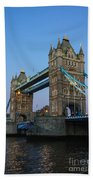 Tower Bridge 5 Bath Towel