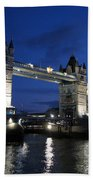 Tower Bridge Bath Towel