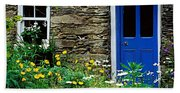 Traditional Cottage, Co Cork Hand Towel