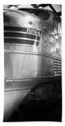 Trains Emd E5 Diesel Locomotive Bw Bath Towel