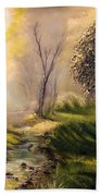 Tranquil Spring  Hand Towel