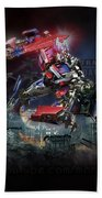 Transformers Dark Of The Moon Hand Towel