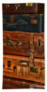 Travel - Old Bags Bath Towel