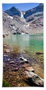 Treasure Lake 3 Rocky Shoreline Bath Towel