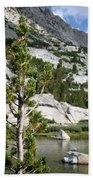 Treasure Lake Pine Bath Towel