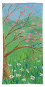 Tree For Two Bath Towel