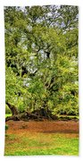 Tree Of Life 2 - Paint  Bath Towel