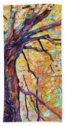 Tree Of Life And Wisdom   Hand Towel