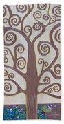 Tree Of Life Bath Towel