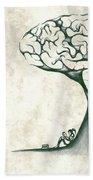 Tree Of Lknowledge Hand Towel
