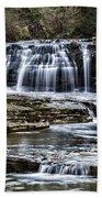 Treman Cascades #4 Bath Towel