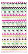 Tribal Pattern 02 Bath Towel