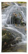 Tributary Of Lost River - Woodstock New Hampshire  Bath Towel