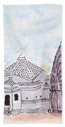 Trimbakeshwar Jyotirlinga Bath Towel