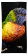 Tropical Colors Hand Towel