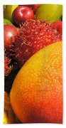 Tropical Fruit Delight Hand Towel