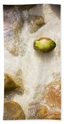 Tropical Island Coconut Bath Towel