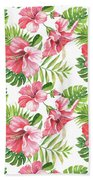 Tropical Paradise-jp3962 Bath Towel