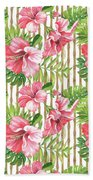 Tropical Paradise-jp3964 Bath Towel