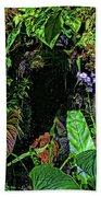 Tropical Rainforest Bath Towel