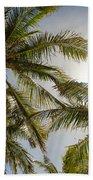 Tropical Sun Bath Towel