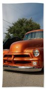 Trucking With Style Bath Towel
