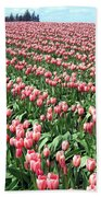 Tulip Town 14 Bath Towel