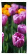Tulips 14 Bath Towel