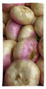 Turnips Bath Towel