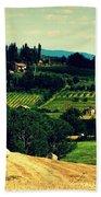 Tuscan Country Bath Towel