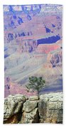 Two Tree Rock Bath Towel