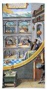 Tycho Brahe (1546-1601) Bath Towel