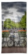 Typical Amsterdam Hand Towel